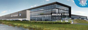 Nieuw project Magna Tyres