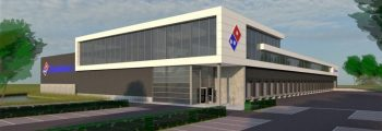 Project in the picture: DC Domino's in Nieuwegein