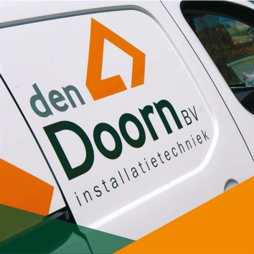 Den Doorn logo